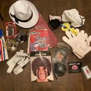 NWT and NWOT costume accessories bundle
